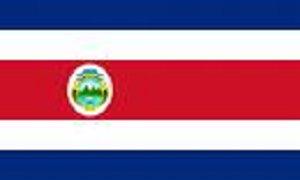 flag, costa rica