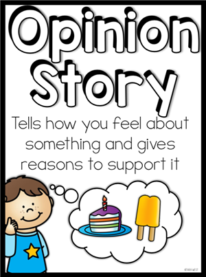 Opinion Story Poster