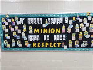 3rd Grade Knows Respect